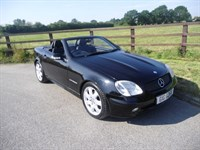 used Mercedes SLK230 SLK SLK230 KOMPRESSOR in aldershot-hampshire
