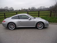 used Porsche 911 CARRERA 4S PDK in aldershot-hampshire