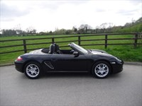 used Porsche Boxster 24V TIPTRONIC S in aldershot-hampshire