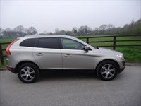 used Volvo XC60 D5 SE LUX AWD in aldershot-hampshire