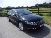 used VW CC GT TDI BLUEMOTION TECHNOLOGY DSG( 5 SEAT MODE) in aldershot-hampshire