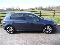 used VW Golf GTD TDI in aldershot-hampshire