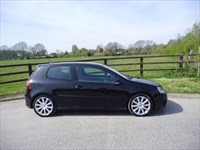 used VW Golf R32 DSG in aldershot-hampshire