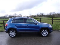 used VW Tiguan SPORT TDI 4MOTION (PANO ROOF & AUTO) in aldershot-hampshire