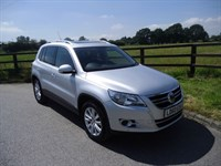 used VW Tiguan MATCH TDI 4MOTION (PANO ROOF) in aldershot-hampshire