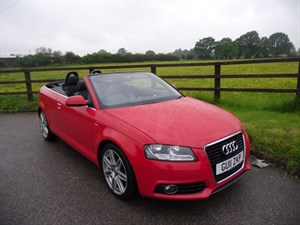 used Audi A3 TDI S LINE in aldershot-hampshire