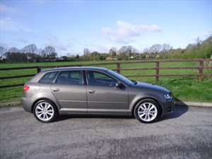 used Audi A3 TFSI SPORT in aldershot-hampshire