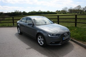 used Audi A4 TFSI SE S/S in aldershot-hampshire