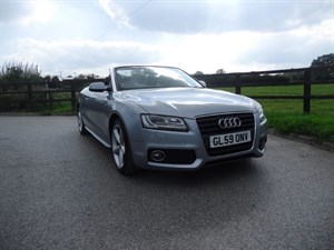used Audi A5 A5 TFSI S LINE in aldershot-hampshire