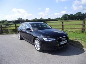 used Audi A6 Avant TDI SE in aldershot-hampshire