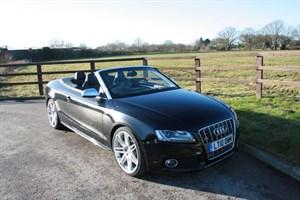 used Audi S5 S5 TFSI QUATTRO in aldershot-hampshire