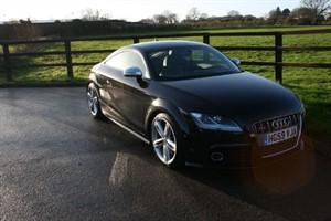 used Audi TT TTS TFSI QUATTRO in aldershot-hampshire
