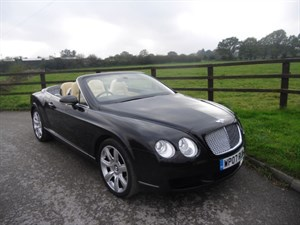 used Bentley Continental GTC  in aldershot-hampshire