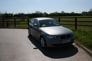used BMW 116d SE in aldershot-hampshire