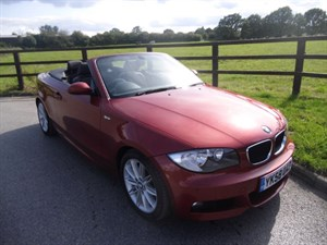 used BMW 118i M SPORT in aldershot-hampshire