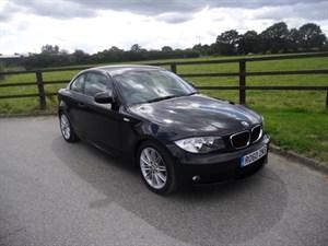 used BMW 120d M SPORT in aldershot-hampshire