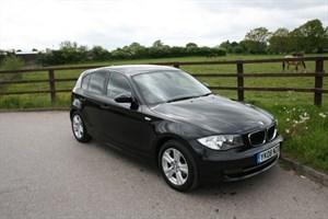 used BMW 120d SE in aldershot-hampshire