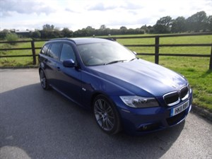 used BMW 320d SPORT PLUS EDITION TOURING in aldershot-hampshire