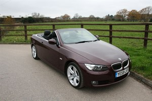 used BMW 330d SE HIGHLINE in aldershot-hampshire