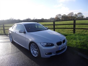 used BMW 335i M SPORT HIGHLINE DCT (PRO SAT NAV, LEATHER, + OTHER EXTRA'S)  in aldershot-hampshire