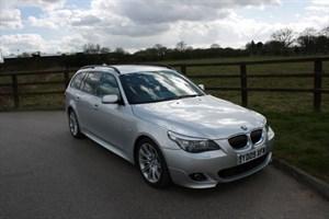 used BMW 530d M SPORT TOURING in aldershot-hampshire
