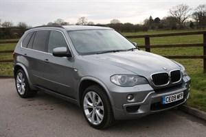 used BMW X5 D M SPORT in aldershot-hampshire