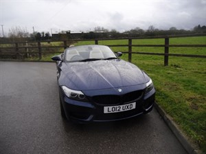 used BMW Z4 SDRIVE23I M SPORT HIGHLINE EDITION in aldershot-hampshire