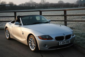used BMW Z4 SE ROADSTER in aldershot-hampshire