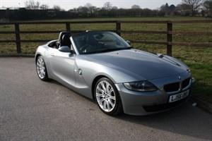 used BMW Z4 SPORT ROADSTER in aldershot-hampshire