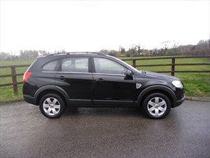 used Chevrolet Captiva LT VCDI in aldershot-hampshire