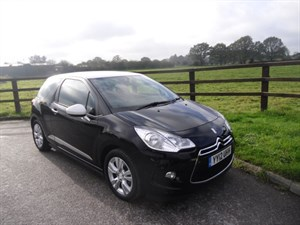 used Citroen DS3 E-HDI DSTYLE AIRDREAM in aldershot-hampshire