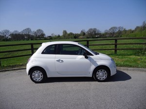 used Fiat 500 POP in aldershot-hampshire