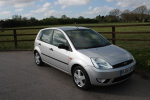 used Ford Fiesta FLAME 16V in aldershot-hampshire