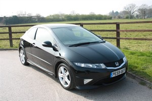 used Honda Civic I-VTEC TYPE S GT in aldershot-hampshire
