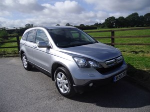 used Honda CR-V I-CTDI ES in aldershot-hampshire