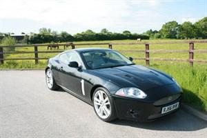 used Jaguar XK XKR in aldershot-hampshire