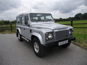 used Land Rover Defender 110 XS STATION WAGON in aldershot-hampshire