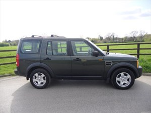 used Land Rover Discovery 3 TDV6 S in aldershot-hampshire