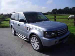 used Land Rover Range Rover Sport TDV6 SPORT HSE in aldershot-hampshire