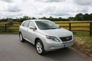 used Lexus RX 450h SE-L in aldershot-hampshire