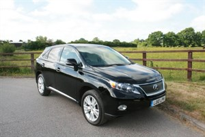 used Lexus RX 450h SE-I in aldershot-hampshire