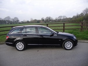 used Mercedes C200 CDI BLUEEFFICIENCY ELEGANCE in aldershot-hampshire