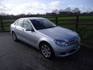 used Mercedes C220 CDI EXECUTIVE SE in aldershot-hampshire