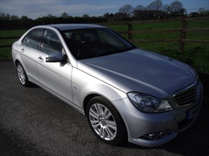 used Mercedes C250 CDI BLUE EFF ELEGANCE(command) in aldershot-hampshire