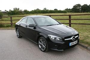 used Mercedes CLA 220 CDI CLA CLA220 CDI SPORT in aldershot-hampshire
