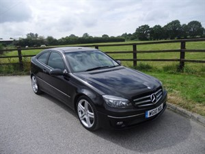 used Mercedes CLC200 KOMPRESSOR SPORT in aldershot-hampshire