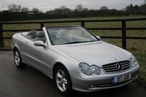used Mercedes CLK200 CLK CLK200 KOMPRESSOR AVANTGARDE in aldershot-hampshire