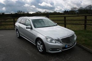 used Mercedes E220 CDI BLUEEFFICIENCY EXECUTIVE SE(VAT QUALIFYING) in aldershot-hampshire