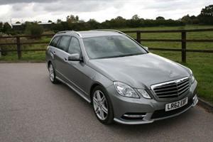 used Mercedes E220 CDI BLUEEFFICIENCY S/S SPORT in aldershot-hampshire