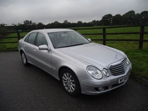 used Mercedes E220 CDI ELEGANCE in aldershot-hampshire